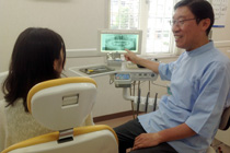 歯医者が嫌い、怖い方への当院の治療方法