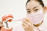 豆知識3. 歯槽膿漏で動いてしまった歯のイメージ
